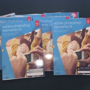 Other - Adobe photoshop elements 13